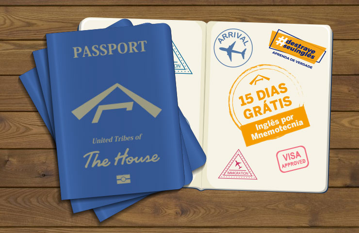 Passaporte The House