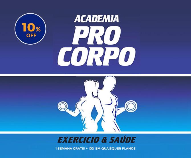 Academia Pró Corpo 2