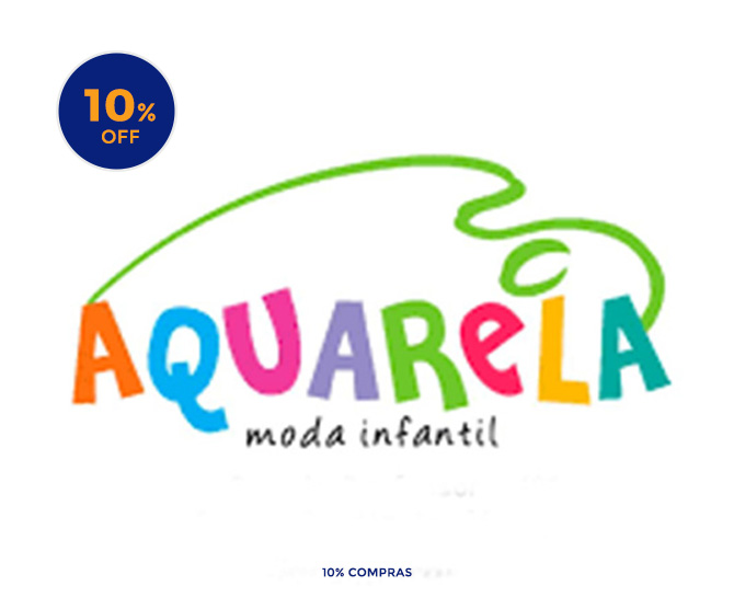 Aquarela Moda Infantil