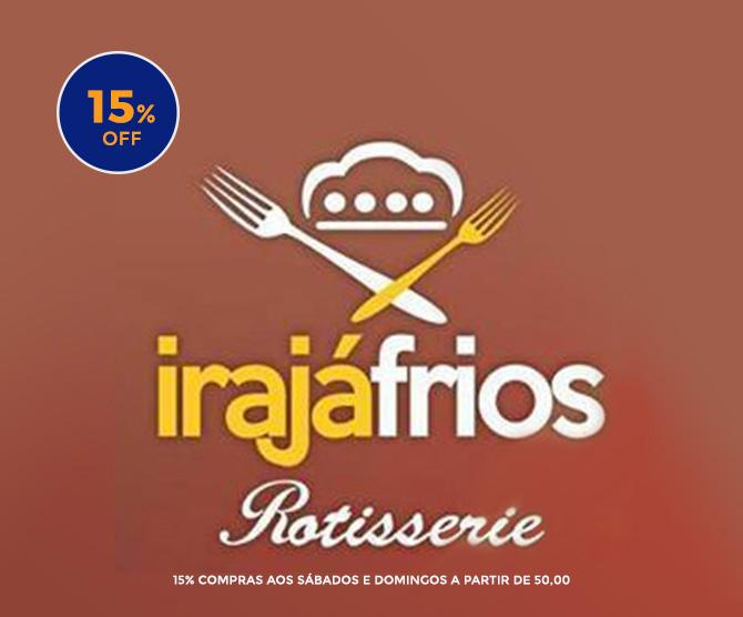 Irajá Rotisserie e Marmitaria